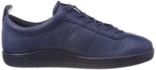 Ecco Damer Soft 1 Sneaker Blå (sand Flåde) KqdW6aL