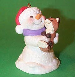 Hallmark Snow Buddies 2nd in Series 1999- Rare- Mint in Box ()