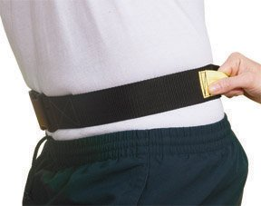 Gait Belt w/ Heavy Duty Webbing (60 in. L x 2 in. W) by FlexaMed