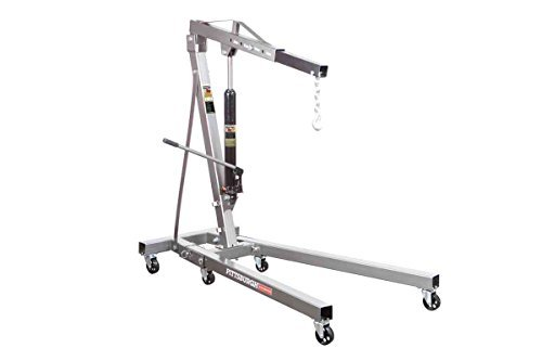 Cheapest Price! 1 Ton Capacity Foldable Shop Crane