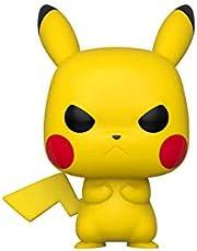 Funko Pop! Games: Pokemon - Grumpy Pikachu