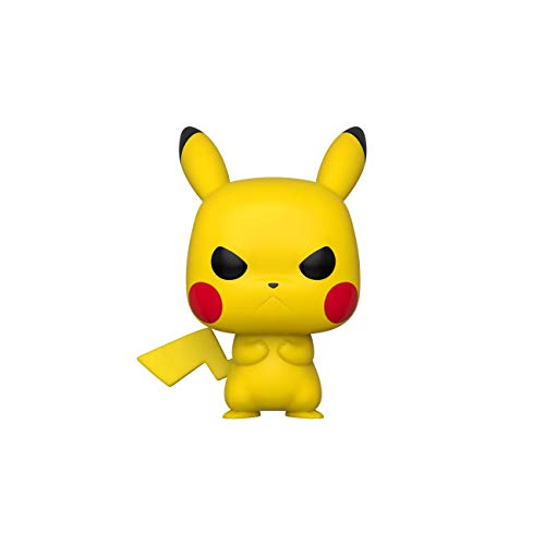 Funko Pop Games Pokemon™ - Pikachu Vinyl Figure #48401