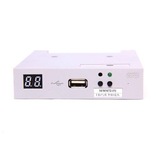 Baoblaze SFRM72-FU 720KB USB Converter Diskette Floppy Drive Adapter 720K Floppy Disk by Baoblaze (Image #3)