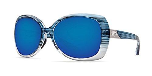 Costa Del Mar SEAFAN Sunglasses Color EF 68 OBMP by Costa Del Mar