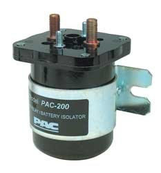 PAC PAC-200 200-Amp Relay Battery Isolator