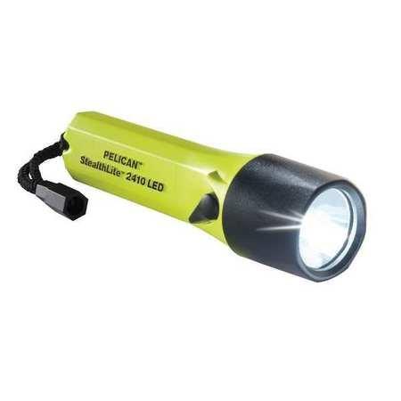 - Pelican 2410 Black Recoil LED Stealthlite Flashlight