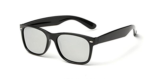 rond de lunettes vintage de inspirées style métallique cercle soleil polarisées en du retro Mercure Lennon Comprimés np7RqS7AF