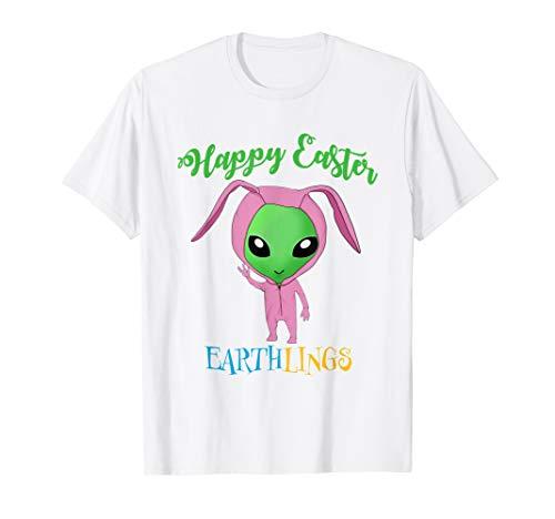 Easter Alien bunny costume t-shirt for boys]()