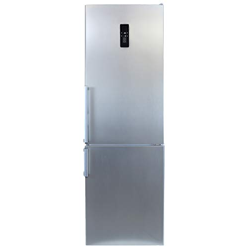 Equator-Conserv Energy Star 11 cu.ft. 24″ Bottom Freezer Apartment Refrigerator Stainless