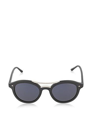Black Sol de Hombre Giorgio Azure Negro para Gafas Armani 1qwH0xU0