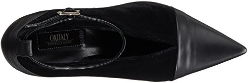 Oxitaly Women's Stefy 208 Mary Jane Black (Nero) cheap low shipping brand new unisex cheap price buy cheap with mastercard nODEEdy