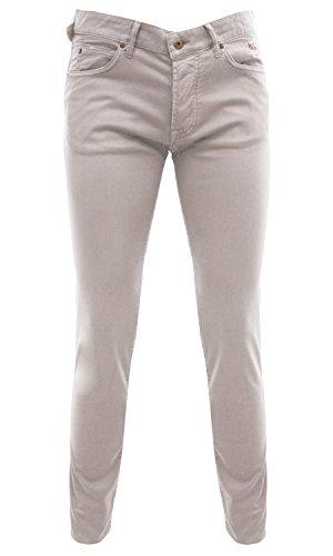 529 CROWGRIGIO Roy Roger's Pantalone cinque tasche Grigio 40 Uomo