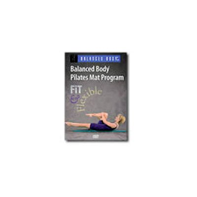 Balanced Body Pilates Mat Program by Balanced Body