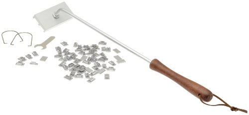 Norpro 952 BBQ Branding Iron