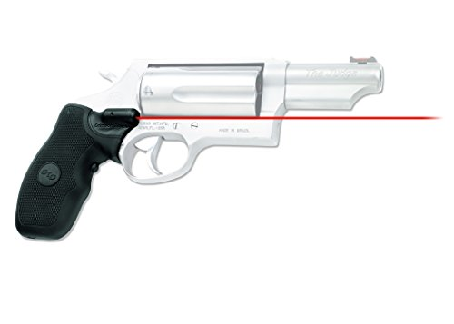 Crimson Trace LG-375 Lasergrips Red Laser Sight Grips for Taurus Judge and Tracker Revolvers