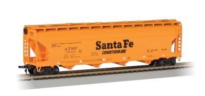 Bachmann Trains Sante Fe (Orange) 56