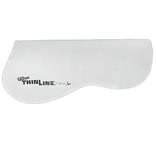 English Ultra Thinline Half Pad - White for sale  Delivered anywhere in USA