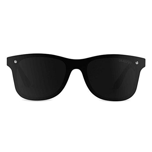 Medium Eyewear Lunettes Homme Fumé Blueprint Noir soleil de AW6ccBU
