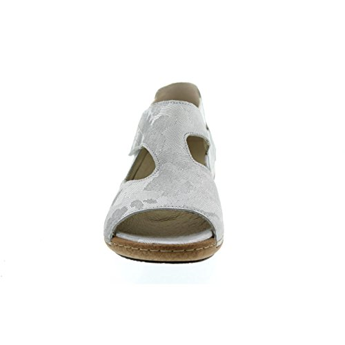 Waldläufer 342004-191-001 Heliett femme sandales largeur H Metallics ySHUX