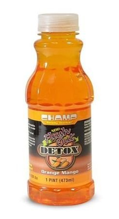 Champ Flush Out Detox Drink - Orange-mango by Champs