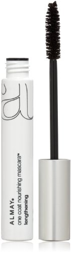 One Coat Nourishing Lengthening Mascara - Almay One Coat Nourishing Mascara, Lengthening, Black Brown 442, 0.27-Ounce Package