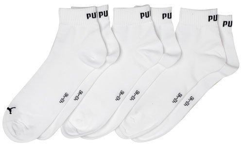 Puma 251015 - Calcetines de deporte para hombre Blanco (Weiss)