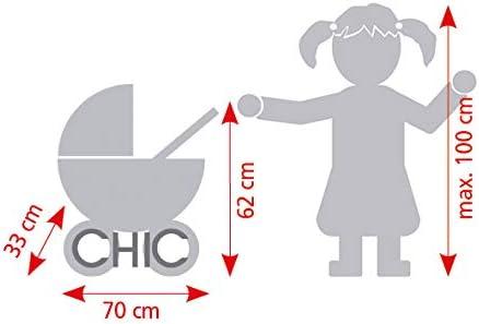 Bayer Chic 2000 - Cochecito para muñecas Bumblebee, Transformers (612 16)