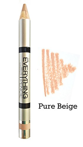 Judith August The Everything Pencil Face & Body Concealer with Sharpener - Pure Beige .07oz Judith August Everything Pencil