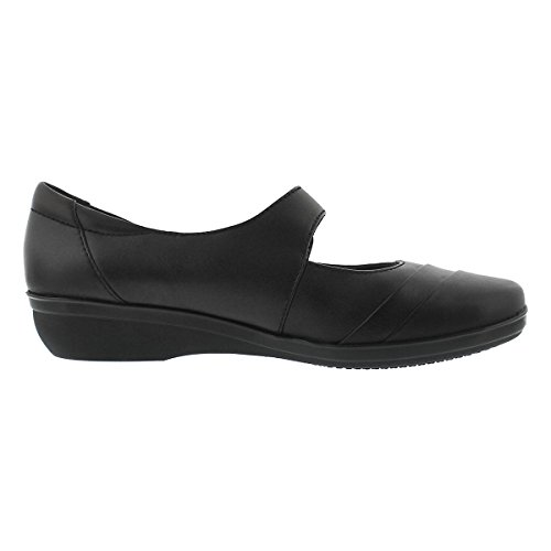 Clarks Dames Everlay Kennon Casual Slip Op - Breed