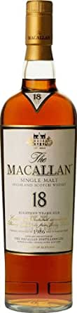 Macallan Scotch Single Malt 18 Year 750ML