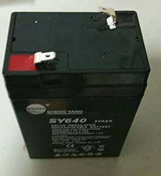 Rechargeable Battery for Torrey Scale LPC-40L, PC, MFQ,...