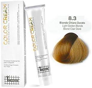 Technique Color Cream – Tinta 100 ml 8.3 Biondo Ch. Dorato