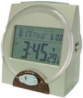 LS S Talking Radio Controlled Atomic Clock