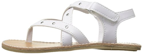 Pictures of Rachel Shoes Girls' Lil Panama Sandal White 5