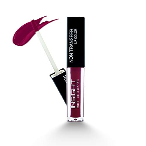 Insight Non Transfer Lip Color, 4ml (03 Divine Wine)