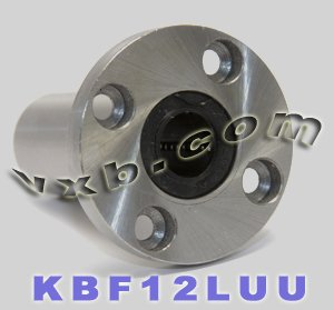 12mm Round Flanged Long Bushing Linear Motion
