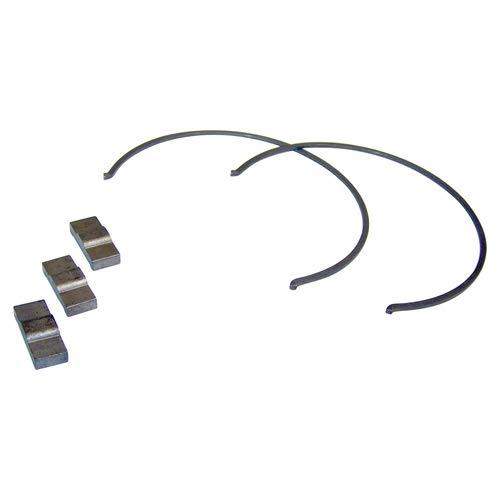 1997-1999 TJ Wrangler; 198Includes 3 Synchronizer Keys and 2 Springs w/ AX15 Transmission 3rd & 4th Gear Synchronizer Repair Kit; SRK-AX15-2 ()