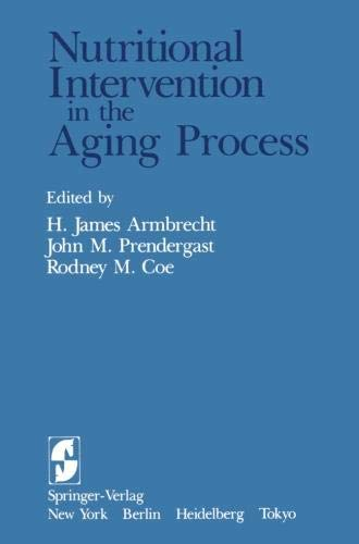 (Nutritional Intervention in the Aging Process)