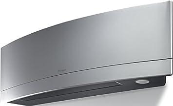 Aire Acondicionado Daikin serie Emura TXJ35MS Plata: Amazon.es ...