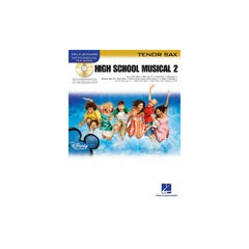 - High School Musical 2: Tenor Sax Play-Along Pack (Hal Leonard Instrumental Play-Along)
