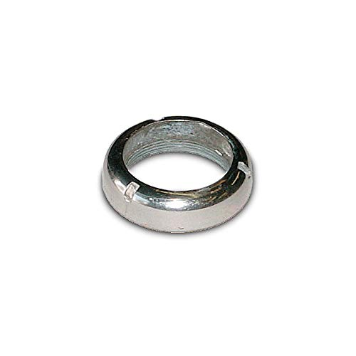 Switch Bezel Nut - Eckler's Premier Quality Products 57130957 Chevy Ignition Switch Bezel Nut Polished Stainless Steel