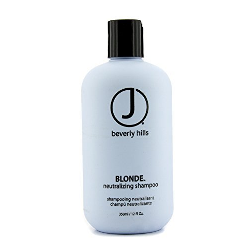 J Beverly Hills Blonde Neutralizing Shampoo, 12 Ounce