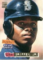 15c1219a70 Image Unavailable. Image not available for. Color: 1994 Topps Stadium Club  Dugout Dirt ...