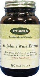 Huile Wort Flora St-Jean Extrait