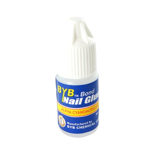 3g Colle Pro Faux Ongle Gel Manucure Nail Tip Glue HOT BBS