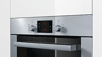 Bosch HBC33B550 - Horno (50L, Eléctrico, 50-275 °C, Incorporado ...