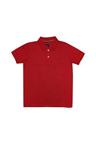 Allen Solly Junior Boy's Plain Regular fit T-Shirt