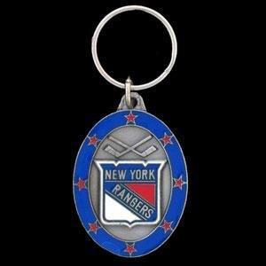 Siskiyou NHL New York Rangers Key Chain