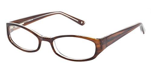 UMIZATO Prescription Glasses Frames For Women, Designer Eyeglasses (ALEXANDRIA Sienna) by Umizato