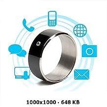 Kanata Smart Ring Jewelry App Lock,Automatic Running, App Hide, Share Business Card, Share Internet Link,